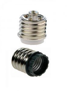هر گاه خواستیم لامپ معمولی را در سرپیچ بزرگ (E40) ببندیم از این مدل استفاده می شود .