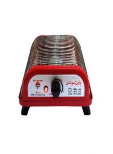مارک پارس کوشان یک چراغ نمایشگر برای نشان دادن روشن بودن دستگاه است .
