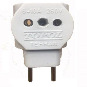 سه راهی برق وسیله ای کاربردی برای تقسیم انشعاب برق است .