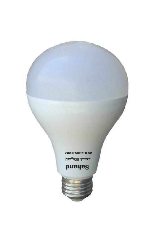 لامپ ال ای دی 20 وات مارک سهند آوا و مگانور و فروزش و نمانور