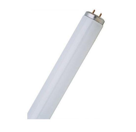 لامپ مهتابی قدیمی بانور سفید و زرد