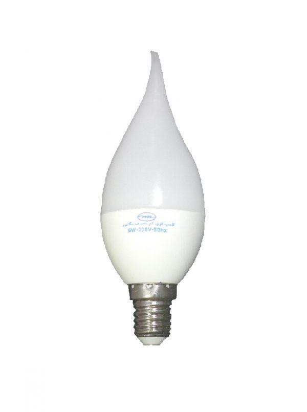 لامپ 6 وات ال ای دی شمعی