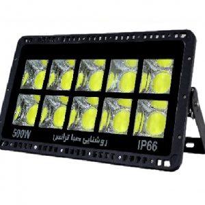 پرژکتور پنجره ای گرد - پروزکتور COB صباترانس - فروش در فروشگاه صبافرزان